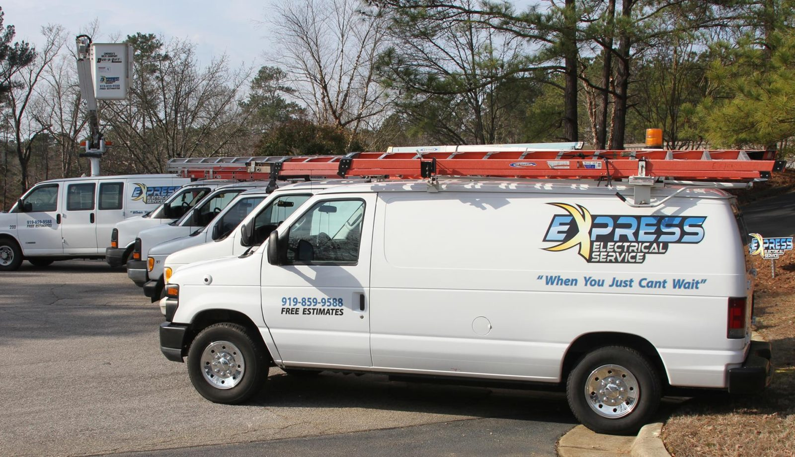 electrician raleigh, electrician durham, electrician cary, express electric raleigh