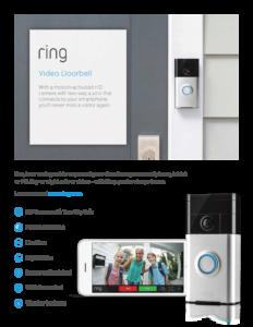 ring doorbell, ring camera, security camera