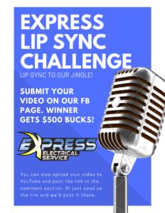 lip sync challenge raleigh