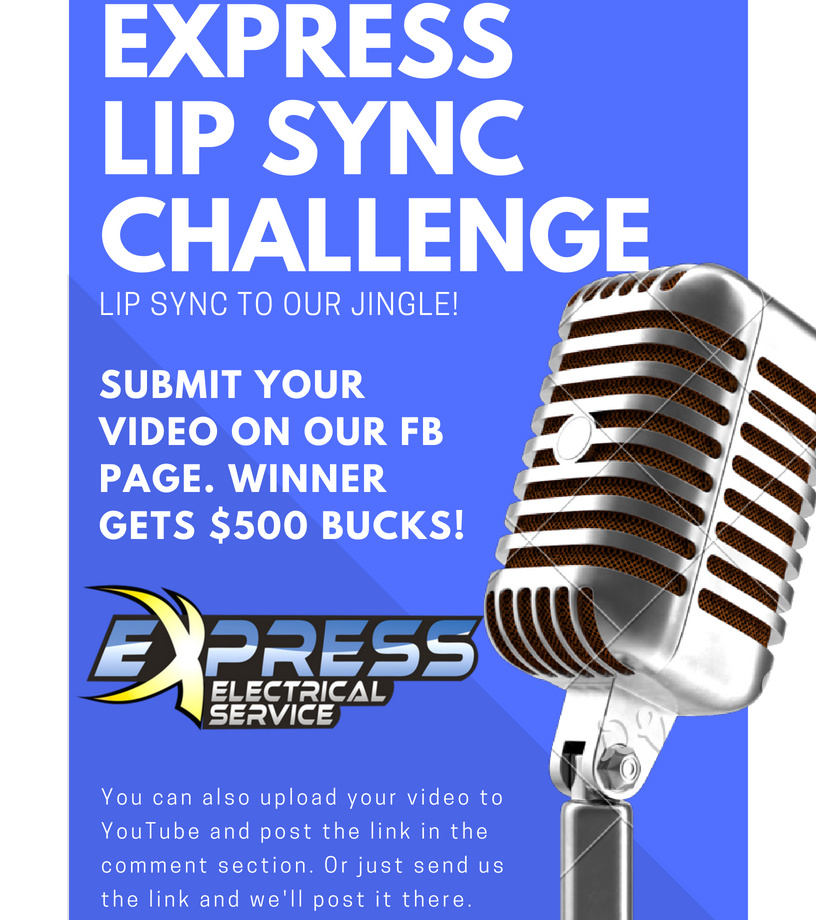 lip sync challenge raleigh