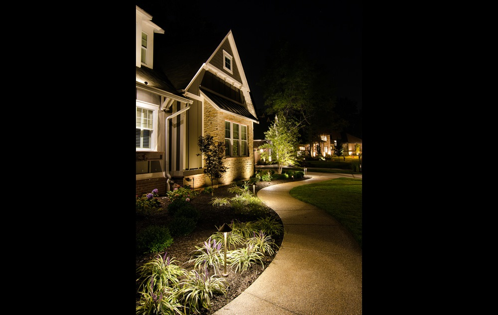 Outdoor lighting gallery landscape lighting raleigh apex
