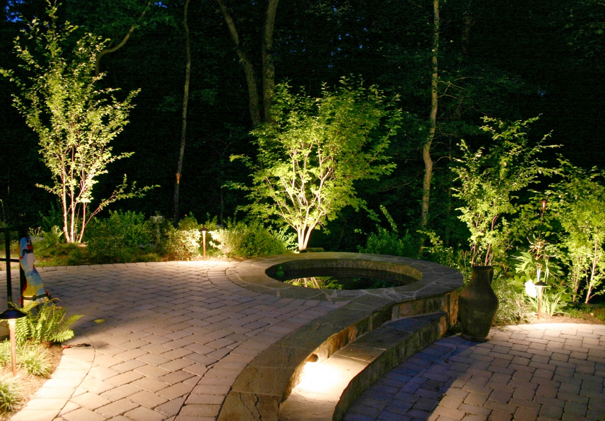 VOLT® low-voltage lighting systems & Outdoor Lighting Gallery - Landscape Lighting Raleigh Apex azcodes.com